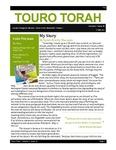 Touro Torah Volume 4 Issue 10 by Lander College for Women