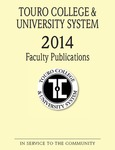 2014 Touro College & University System Faculty Publications