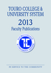 2013 Touro College & University System Faculty Publications