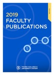 2019 Touro College & University System Faculty Publications