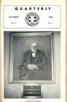 Quarterly of the Alumni Association of the New York Medical College Vol. 2 No. 3