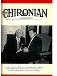 The Chironian Vol. 13 No. 2