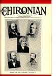The Chironian Vol. 14 No. 1