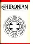 The Chironian Vol. 14 No. 4