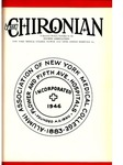 The Chironian Vol. 15 No. 1