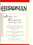 The Chironian Vol. 16 No. 1