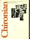 The Chironian Vol. 87 No. 1