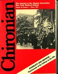 The Chironian Vol. 93 No. 1