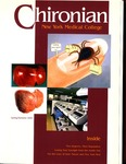 Chironian Spring/Summer 2000 by New York Medical College