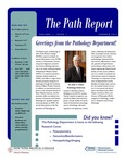 The Path Report Volume 1 Issue 1 by Pathology Department, New York Medical College
