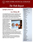 The Path Report Volume 2 Issue 4 by Pathology Department, New York Medical College