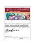 COVID-19 Newsletter (vol. 57) by Center for Disaster Medicine, New York Medical College