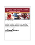 COVID-19 Newsletter (vol. 84) by Center for Disaster Medicine, New York Medical College