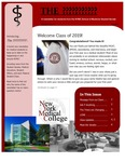 NYMC Synapse Volume 1 Issue 1 by School of Medicine Student Senate, New York Medical College