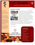 NYMC Synapse Volume 1 Issue 2 by School of Medicine Student Senate, New York Medical College