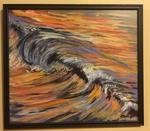 Waves by Lauren Farmer by Lauren Farmer