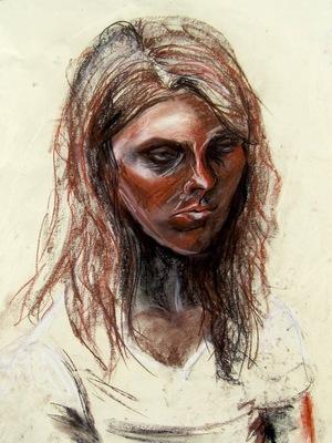 Woman by Alexandra Nee