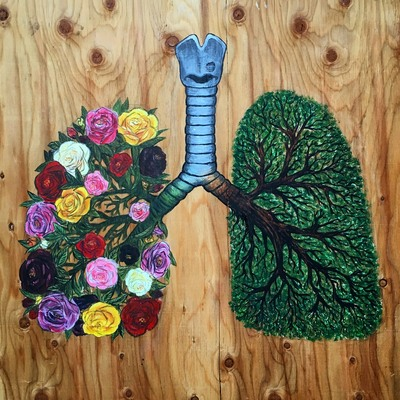 Breathe Easy by Lisa Qian