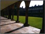 Nevile's Court, Trinity College by Jordan Tai