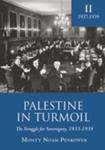 Palestine in Turmoil: The Struggle for Sovereignty, 1933–1939: Volume II